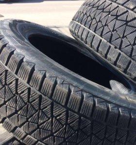 Новый комплект зимней резины Bridgestone 225/60/18
