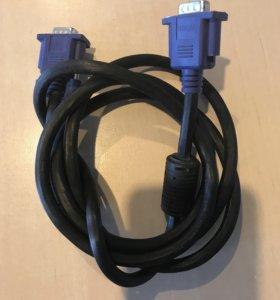 Усиленный кабель VGA