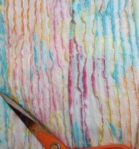 Ткань жатка отрезы