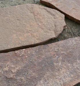 Натуральный камень-песчаник