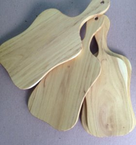 Лопатки и дощечки из дерева