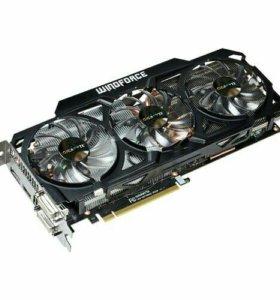 GIGABYTE GeForce GTX 770 1137Mhz PCI-E 3.0 2048Mb