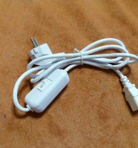 Шнур с выключателем