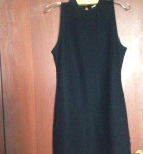 Платье чёрное, новое.