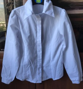 Рубашка школьная 116