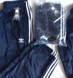 Adidas спортивные штаны 60,62,64 р-р