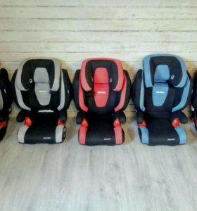 Recaro monza nova 2 seatfix разн.цвета