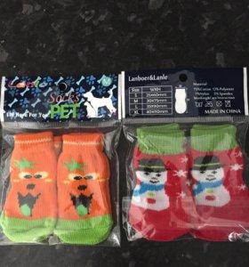 Носочки для собак и кошек