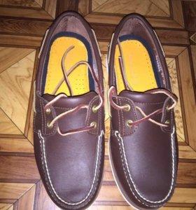 Timberland Two-Eye Classic Boat Shoe