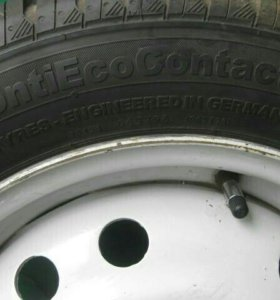Колеса r14 4шт.