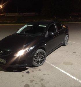 Mazda 6 1.8 8 год