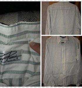 Рубашки мужские размеры есть на фото смотрите
