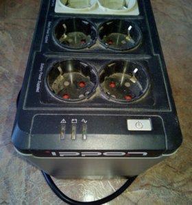 Бесперебойник стабилизатор аккумулятор IPPON