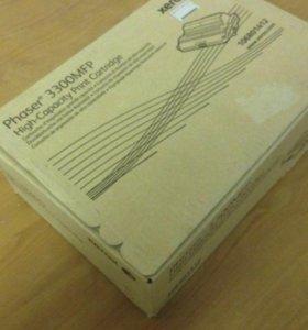 Оригинальный картридж (Xerox 106R01412 high,черный