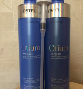 Шампунь+бальзам Estel Otium Aqua