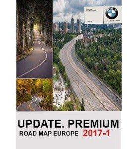 Обновление навигации BMW