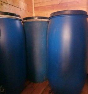 Бочки 120 литров