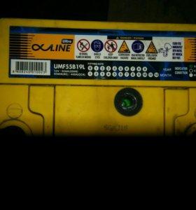 Продам аккумулятор 55В19L