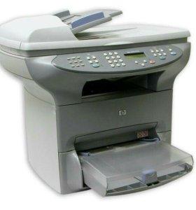 Мфу-принтер, копир, сканер. Hp LaserJet 3330
