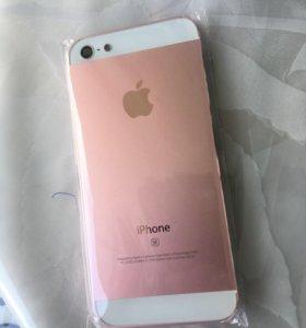 Корпус iPhone 5, в стиле SE
