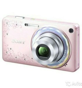 Фотоаппарат Sony Cyber-shot DSC-W350D