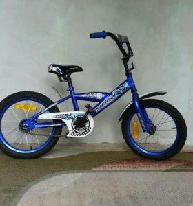 Велосипед для мальчика.