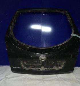 Крышка багажника ниссан примера