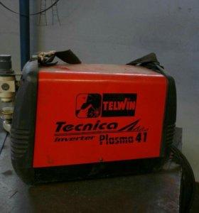 Продам плазморез Telwin 41