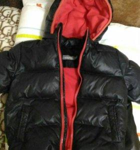 Зимний костюм Baby go