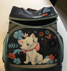 Рюкзак для девочки пенал в подарок