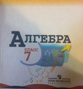 Алгебра - 7 класс