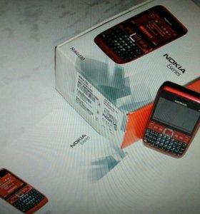 Телефон NOKIA E63