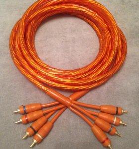 Межблочный кабель четырехканальный