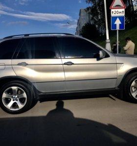 BMW X5  3.0i E53 2004г