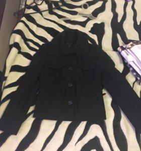 Пальто укорочённое (пиджак)
