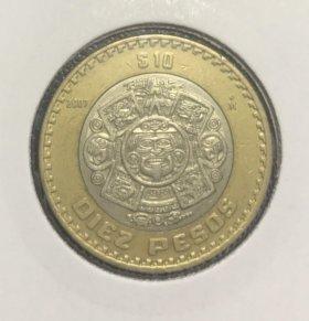 Монета Мексики