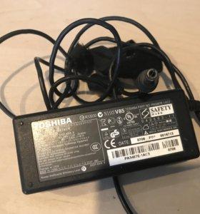 Зарядка для ноутбука Toshiba