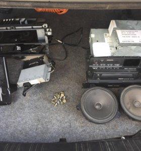 Магнитола , навигатор , CD челенжер