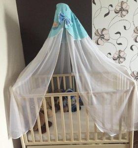 Кровать маятник papaloni