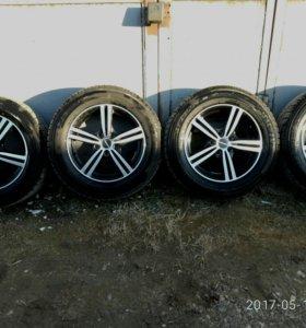 Комплект колес R15/195/65