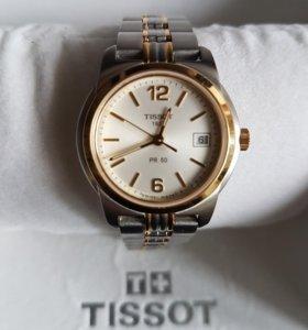 Женские часы TISSOT PR50 Quartz Small (Швейцария)