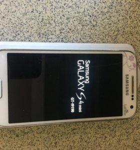 Samsung s 4 mini La Fleur