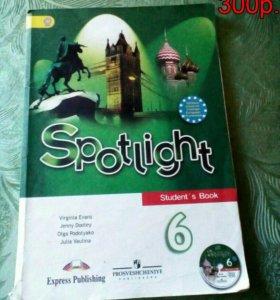 Английский 6кл. Sportlight