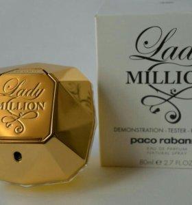 Тестер Lady Million женские