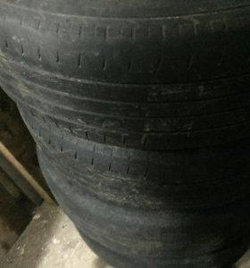 Комплект колёс на сезон 235/65/18