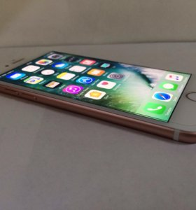 iPhone 7 Rose Gold 128 gb