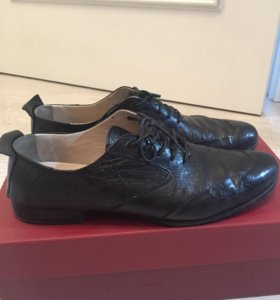 Туфли-ботинки baldinini 37,5