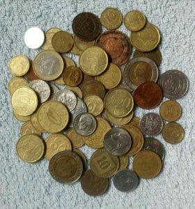Монеты...
