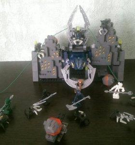 Lego bionicle visorak's gate Лего Бионикл врата
