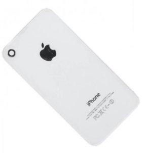 Задняя крышка iPhone 4s белый